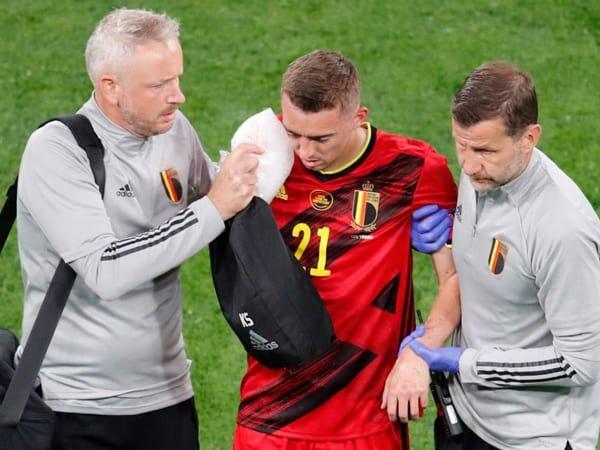 Castagne Dipastikan Tidak Tampil Lagi di Euro 2020