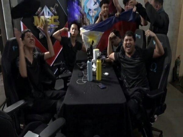 Execration Libas EVOS Legends, Grand Final MSC 2021 Sajikan Derby Filipina