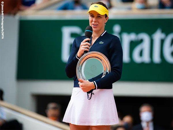 Anastasia Pavlyuchenkova kalah dari Barbora Krejcikova di final French Open 2021