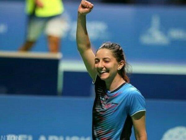 Lilit Poghosyan Tak Menyerah Meski Gagal Lolos ke Olimpiade Tokyo