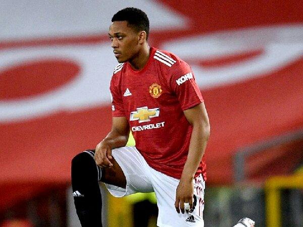 Manchester United tawarkan Anthony Martial pada Real Madrid