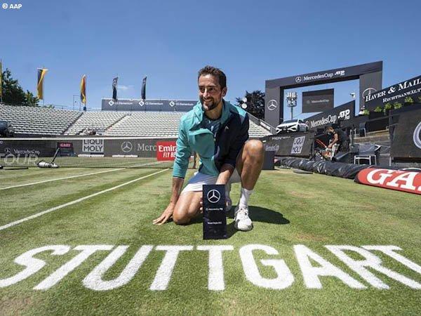 Marin Cilic juarai Stuttgart Open 2021