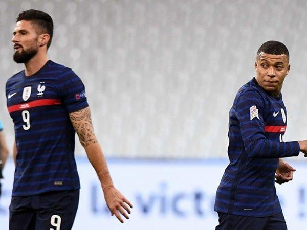 Mbappe Cukup Terganggu dengan 'Keluhan' Giroud