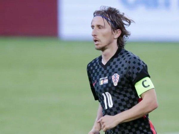 Gelandang Timnas Kroasia, Luka Modric. (Images: Getty)