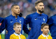 Paul Pogba Tepis Rumor Gesekan antara Kylian Mbappe dan Olivier Giroud