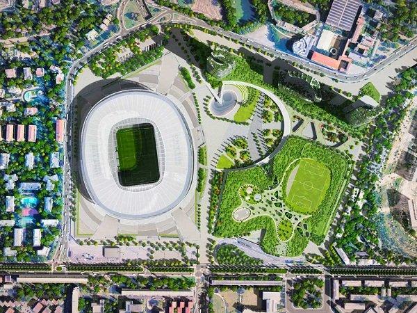 Proyek stadion baru AC Milan