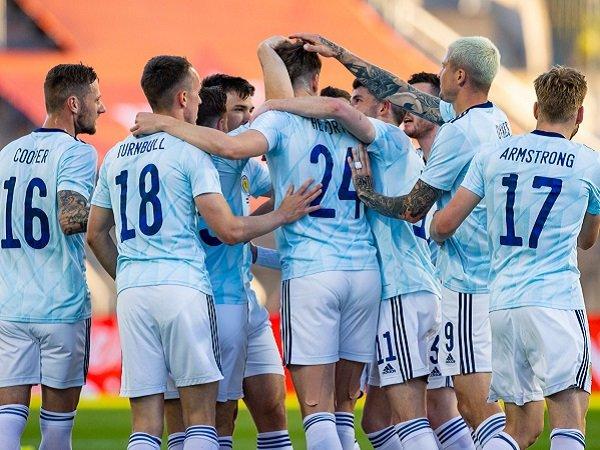 Skotlandia menjamu Republik Ceko di gelaran Piala Eropa 2020.