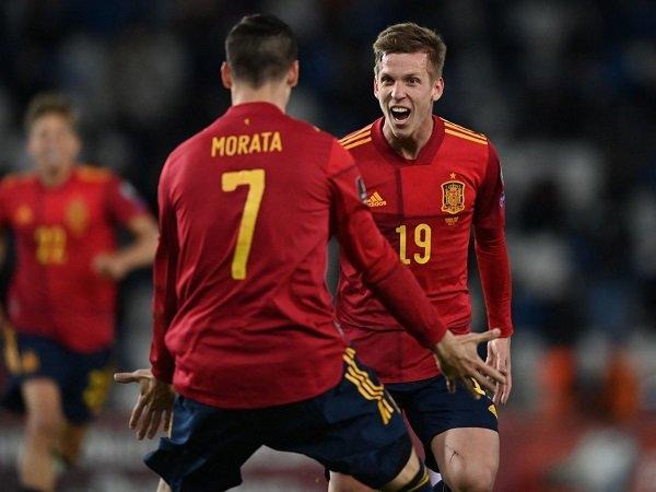 Spanyol menjamu Swedia dalam partai perdana Piala Eropa 2020.