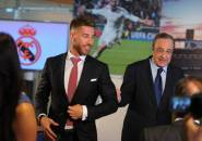 Roberto Carlos Yakin Sergio Ramos Bakal Bertahan di Real Madrid