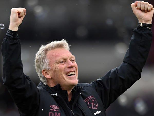 West Ham Beri David Moyes Kontrak Baru Berdurasi Tiga Tahun