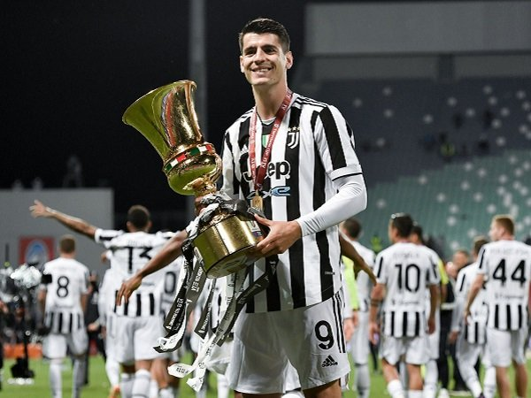 Alvaro Morata klaim masa depannya di Juventus tak berubah hanya karena Allegri kembali.