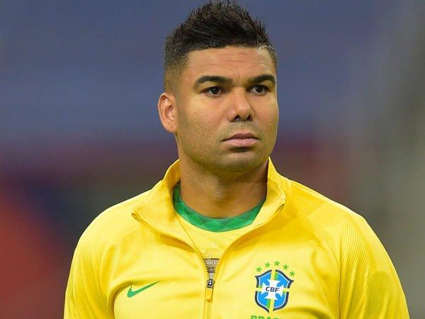 Casemiro Akui Tekanan Besar Ketika Bermain Bagi Brasil