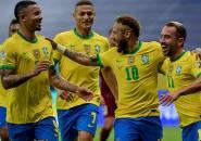 Hasil Copa America 2021: Brasil Pesta Gol, Kolombia Menang Susah Payah