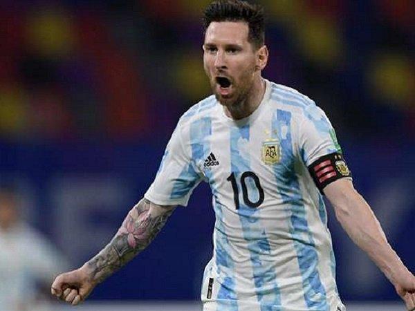 Kapten Tim Nasional Argentina, Lionel Messi. (Images: Getty)