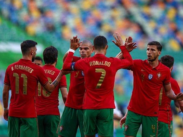 Portugal hadapi Hungaria di laga pembuka Piala Eropa 2020.