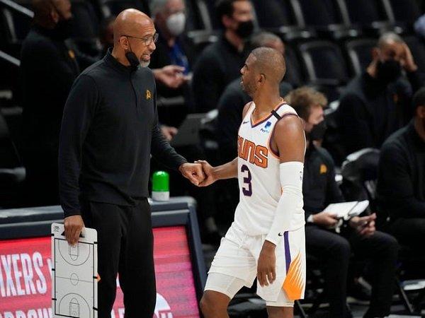 Chris Paul akui Monty Williams adalah kunci sukses Phoenix Suns musim ini.