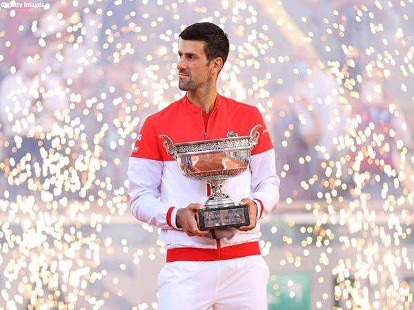 Novak Djokovic incar untuk menangkan keempat Grand Slam dan Olimpiade pada musim yang sama
