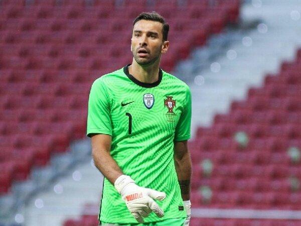 AS Roma untuk sementara tunda negosiasi transfer Rui Patricio dari Wolves