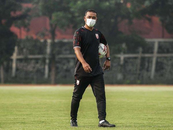 Pelatih Persis Solo, Eko Purdjianto siap hadapi mantan timnya Bali United
