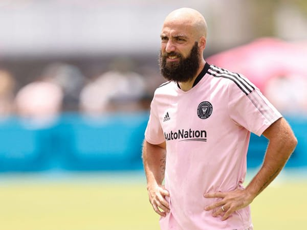 Higuain Terkejut dengan Standar Tinggi Sepak Bola MLS