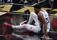 Melempem di Game 4, Joel Embiid Akui Lututnya Masih Sakit