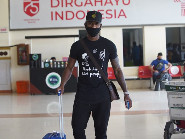 Pemain asing terakhir Persiraja Banda Aceh, Paulo Henrique