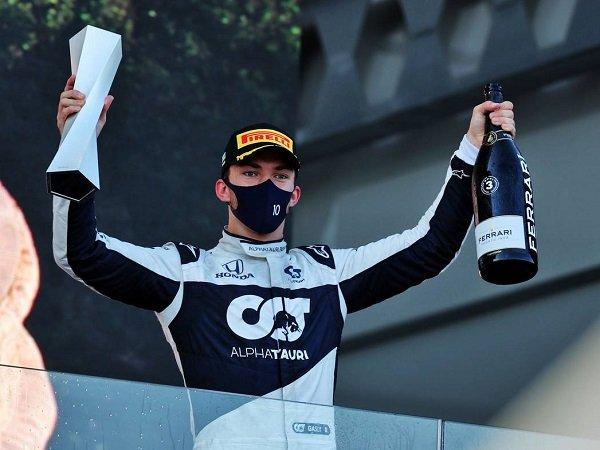 Hasil positif di GP Azerbaijan justru buat Pierre Gasly bingung.