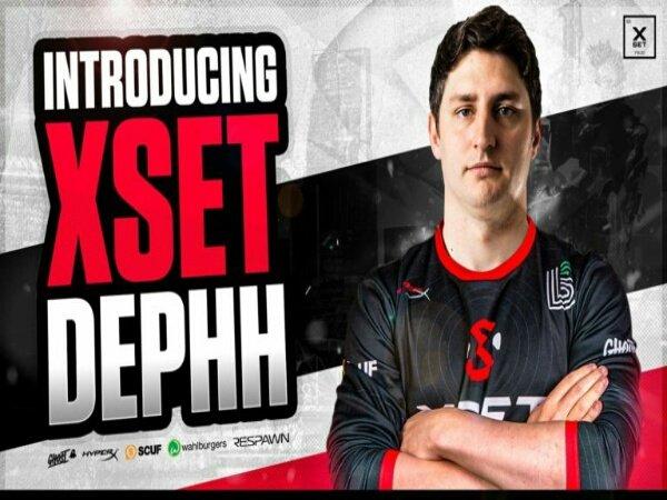 XSET Datangkan dephh Sebagai Kapten Baru untuk Roster VALORANT