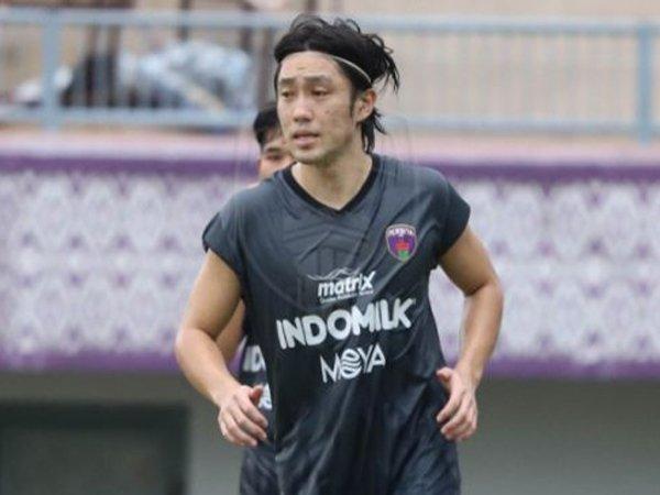 Pemain asing Asia Persita Tangerang, Bae Sin Yeong