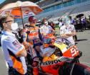 Marc Marquez Tak Sabar Segera Balapan di MotoGP Jerman