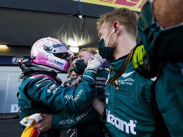 Sebastian Vettel berharap performa apiknya terus bertahan hingga GP Prancis.