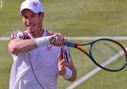 Tampil Perkasa, Andy Murray Bantai Benoit Paire Di Queen's Club