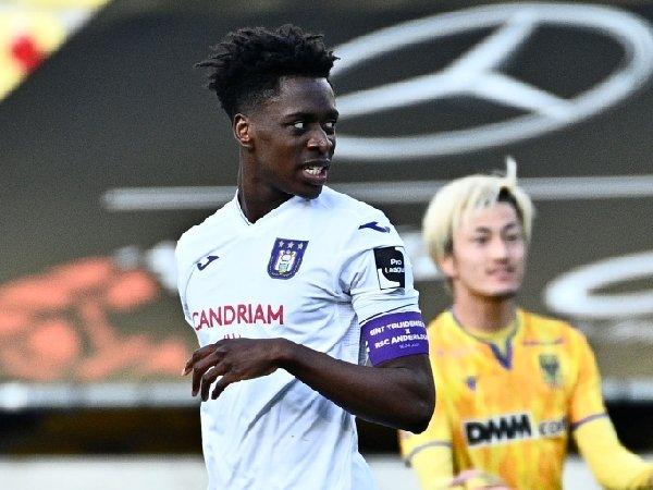 AlbertSambi Lokonga jadi target incaran Arsenal