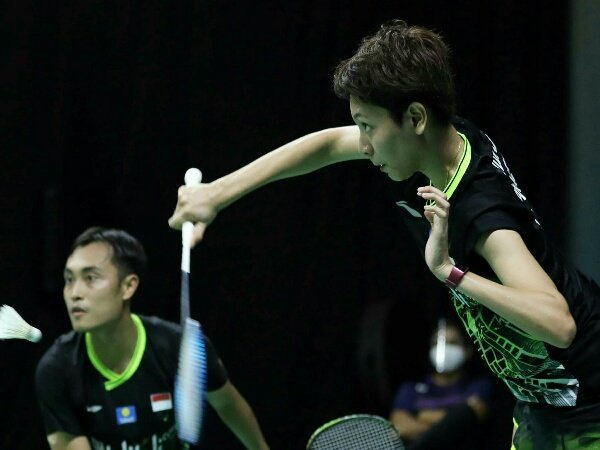 Hafiz dan Gloria Sudah Lupakan Kegagalan Main di Olimpiade Tokyo