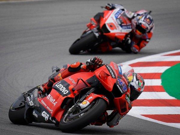 Jack Miller percaya diri Sirkuit Sachsenring tak akan sulitkan Ducati.