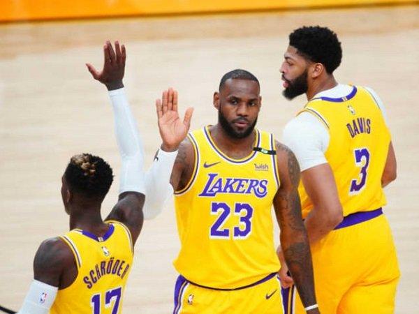Lamar Odom sebut Lakers butuh satu pemain bagus untuk dukung LeBron dan Davis.