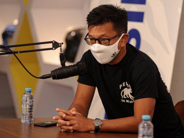 Direktur Persib, Teddy Tjahjono mengonfirmasi kesuksesan merekrut Mohammed Rashid