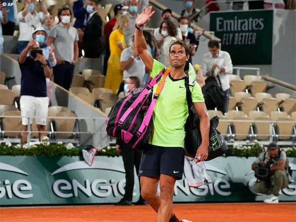 Demi kariernya, Rafael Nadal putuskan mengundurkan diri dari Wimbledon dan Olimpiade musim 2021