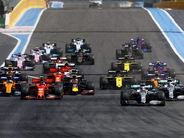 Red Bull, GP Prancis 2019