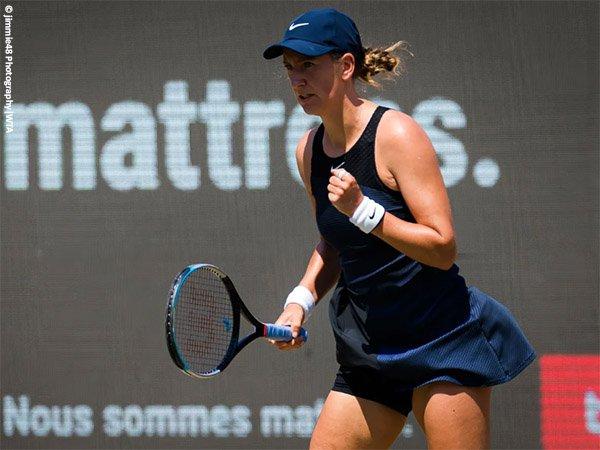 Victoria Azarenka melenggang ke perempatfinal German Open 2021