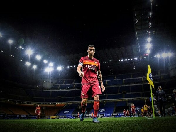 AS Roma sehera negoaiasikan kontrak baru Lorenzo Pellegrini
