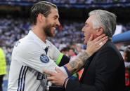 Carlo Ancelotti Sampaikan Ucapan Perpisahan Kepada Sergio Ramos