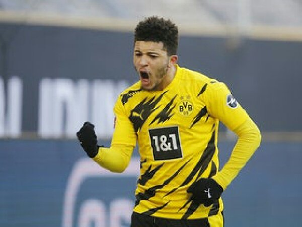 Manchester United segera selesaikan transfer winger Borussia Dortmund, Jadon Sancho