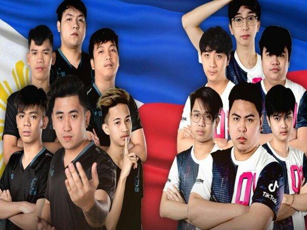 MLBB World Ranking 2021: Filipina Teratas, Indonesia Dominasi 10 Besar