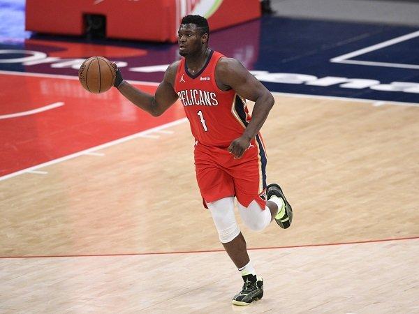 Zion Williamson mulai tidak nyaman bermain bagi New Orleans Pelicans.