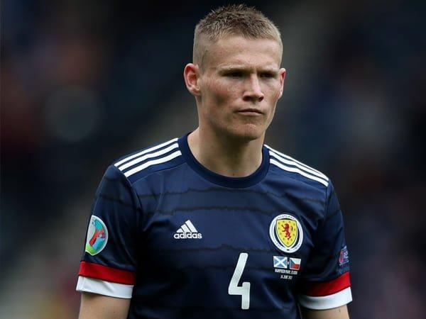 Skotlandia Jumpa Inggris, McTominay Incar Satu Poin