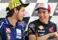 Valentino Rossi Sebut Marc Marquez Masih Jadi Favorit Juara di Sachsenring