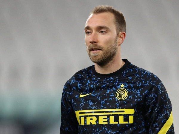 Gelandang Inter Milan, Christian Eriksen