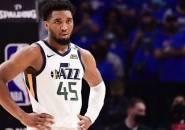 Donovan Mitchell Kecewa Berat Utah Jazz Kalah di Game 6