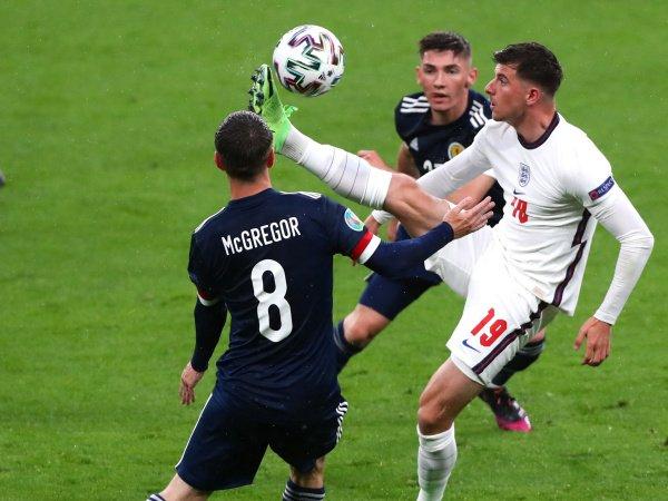 Inggris dan Kroasia gagal meraih kemenangan.